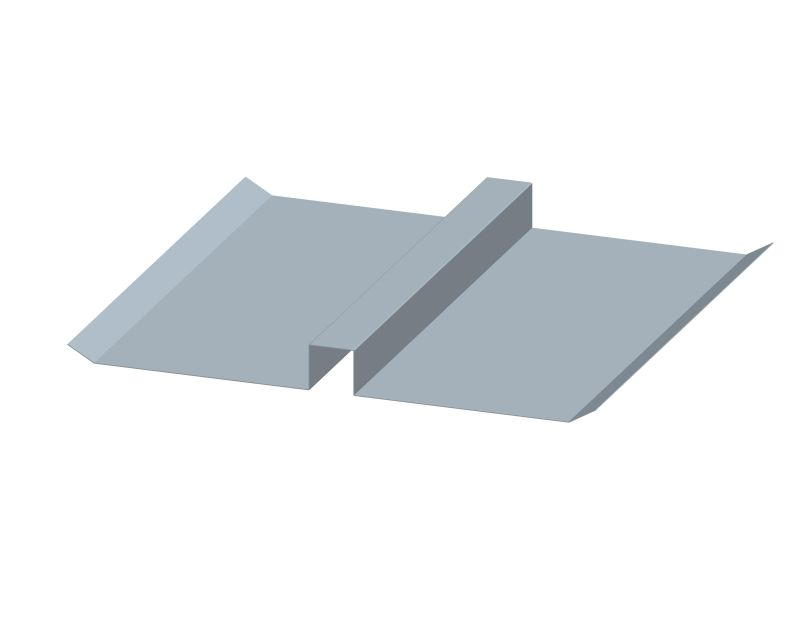 ballast tray for ballasted flat roof mounting system. Ballasted solar structure.